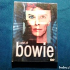 Vídeos y DVD Musicales: DOBLE DVD BEST OF BOWIE. Lote 86320068