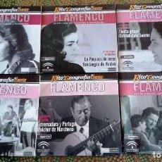 Vídeos y DVD Musicales: RITO GEOGRAFICO DEL CANTE FLAMENCO 6 DVD'S . Lote 86899112