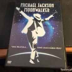 Vídeos y DVD Musicales: MICHAEL JACKSON (MOONWALKER) DVD (DVD5). Lote 87592564