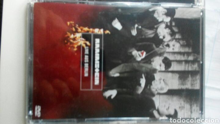 RAMMSTEIN LIVE IN BERLIN.DVD (Música - Videos y DVD Musicales)