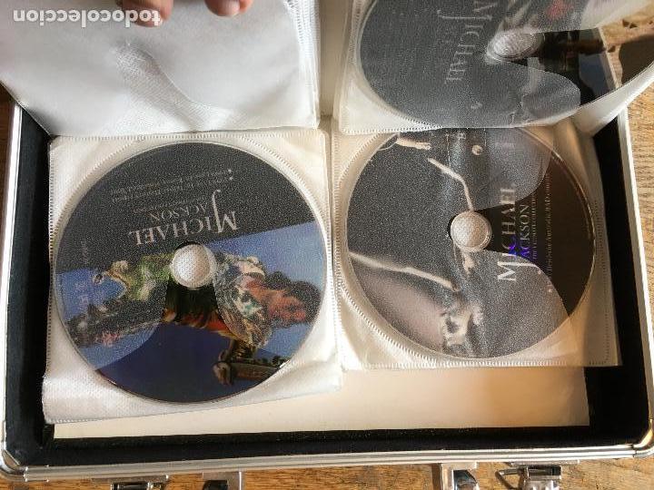 Vídeos y DVD Musicales: MICHAEL JACKSON (DANGEROUS) COLECCION ULTIMATE MALETA COMPLETA CON LOS 32 DVD Y 1 CD (AT) - Foto 4 - 87950376