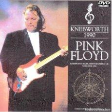 Vídeos y DVD Musicales: PINK FLOYD - KNEBWORTH, UK 30 JUNE 1990 - (2DVD). Lote 156629424