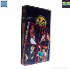 Vídeos y DVD Musicales: WE WILL ROCK YOU / QUEEN / EMI VCI / VHS 1997. Lote 89832344