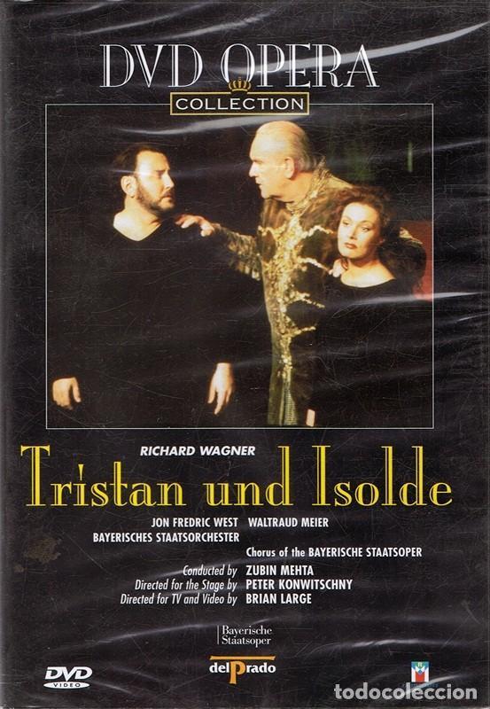 DVD OPERA ¨TRISTAN UND ISOLDE¨RICHARD WAGNER ( PRECINTADO) (Música - Videos y DVD Musicales)