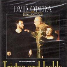 Vídeos y DVD Musicales: DVD OPERA ¨TRISTAN UND ISOLDE¨RICHARD WAGNER ( PRECINTADO). Lote 180223105