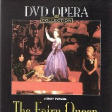 Vídeos y DVD Musicales: DVD OPERA ¨THE FAIRY QUEEN¨ HENRY PURCELL. Lote 90358664
