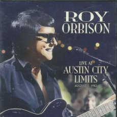 Vídeos y DVD Musicales: ROY ORBISON - LIVE AT AUSTIN CITY LIMITSAUGUST 5, 1982. Lote 91408075