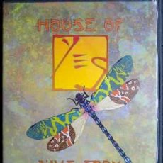Vídeos y DVD Musicales: YES - LIVE FROM HOUSE OF BLUES - DVD. Lote 26783943