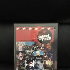 Vídeos y DVD Musicales: SCHOOL OF ROCK DVD. Lote 92042415