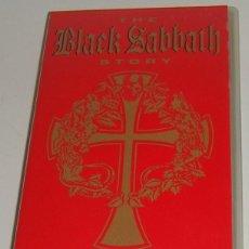 Vídeos y DVD Musicales: VHS - BLACK SABBATH - STORY - VOLUME 2 1978 - 1992 - THE BLACK SABBATH - VHS. Lote 92735975