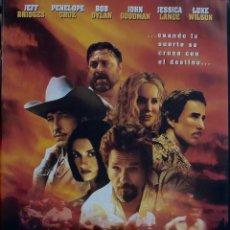 Vídeos y DVD Musicales: BOB DYLAN. ANONIMOS. (PELICULA). DVD. Lote 93584480