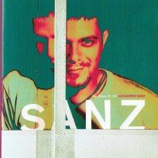 Vídeos y DVD Musicales: DVD ALEJANDRO SANZ LOS VIDEOS 1991 - 2004. Lote 95200587