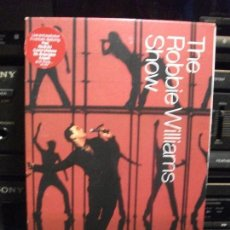 Vídeos y DVD Musicales: ROBBIE WILLIAMS - THE SHOW - DVD MUSICAL PEPETO. Lote 95706583