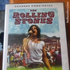 Vídeos y DVD Musicales: THE ROLLING STONES - DVD THE STONES IN THE PARK - HYDE PARK LIVE 1969 -. Lote 95723383