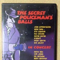 Vídeos y DVD Musicales: THE SECRET POLICEMAN'S BALLS IN CONCERT. Lote 95733531