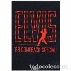 Vídeos y DVD Musicales: ELVIS '68 COMEBACK SPECIAL - 3 DVDS SET. Lote 95757919