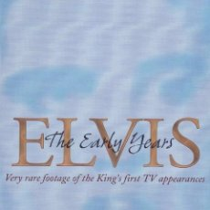 Vídeos y DVD Musicales: ELVIS - THE EARLY YEARS [DVD]. Lote 95766779
