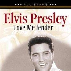 Vídeos y DVD Musicales: ELVIS PRESLEY - LOVE ME TENDER - DVD . Lote 95796039