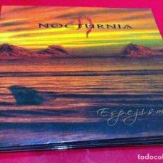 Vídeos y DVD Musicales: CD DVD HEAVY METAL. NOCTURNIA ESPEJISMOS. Lote 96101390