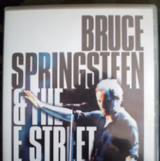 Vídeos y DVD Musicales: BRUCE SPRINGSTEEN & THE E STREET BAND – LIVE IN NEW YORK CITY 2 × DVD. Lote 96529879