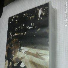 Vídeos y DVD Musicales: PORTISHEAD.ROSELAND NEW YORK.1998.VHS. Lote 97934868