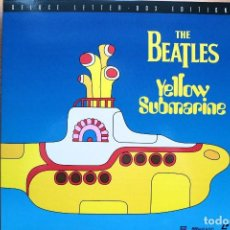 Vídeos y DVD Musicales: LOS BEATLES EN LASER DISC - YELLOW SUBMARINE. Lote 98115491