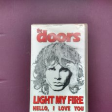 Vídeos y DVD Musicales: THE DOORS. LIGHT MY FIRE. VHS. DIFICIL. Lote 98688876