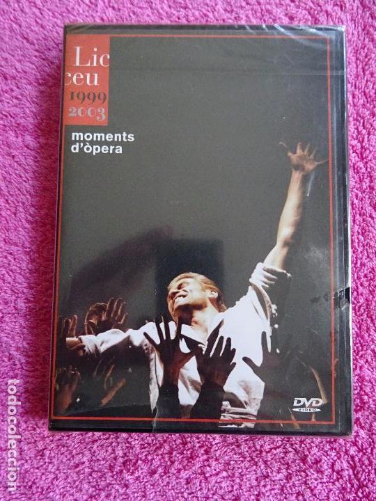 MOMENTS D'OPERA AL LICEU 1999-2003 MOMENTOS DE OPERA EN EL LICEO ABC (Música - Videos y DVD Musicales)