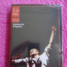 Vídeos y DVD Musicales: MOMENTS D'OPERA AL LICEU 1999-2003 MOMENTOS DE OPERA EN EL LICEO ABC. Lote 98786791