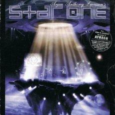 Vídeos y DVD Musicales: STAR ONE ARJEN ANTHONY LUCASSEN´S ( 2 CD + 1 DVD). Lote 98795231