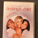 Vídeos y DVD Musicales: DESTINY'S CHILD