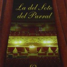Vídeos y DVD Musicales: LA DEL SOTO DEL PARRAL. LA ZARZUELA. DVD. Lote 99692411