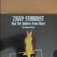 Vídeos y DVD Musicales: DAVID BOWIE ZIGGY STARDUST AND THE SPIDERS FROM MARS (THE MOTION PICTURE) DVD. Lote 99892471