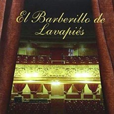 Vídeos y DVD Musicales: EL BARBERILLO DE LAVAPIÉS. LA ZARZUELA. DVD. Lote 101067131
