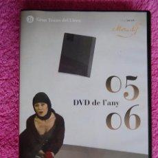 Vídeos y DVD Musicales: GRAN TEATRE DEL LICEU DVD DE L'ANY TEMPORADA 2005 2006. Lote 101675907