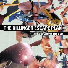 Vídeos y DVD Musicales: THE DILLINGER ESCAPE PLAN – MISS MACHINE THE DVD RELAPSE RECORDS – RR 6535-9 . Lote 101789479