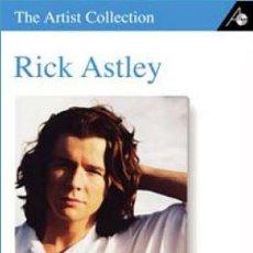 Vídeos y DVD Musicales: RICK ASTLEY – THE ARTIST COLLECTION DVD-RARO-DIFICIL-COLECCIONISTAS. Lote 102400427