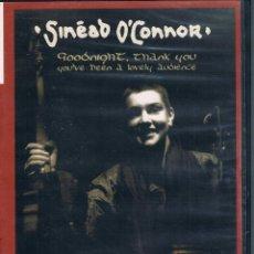 Vídeos y DVD Musicales: SINÉAB O'CONNOR CONCIERTO DUBLIN SIN DESEMBALAR. Lote 102642031