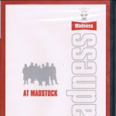 Vídeos y DVD Musicales: MADNESS LIVE CONCERT SIN DESEMBALAR. Lote 102642691
