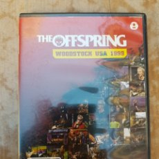 Vídeos y DVD Musicales: DVD THE OFFSPRING WOODSTOCK USA 1999. Lote 102953227