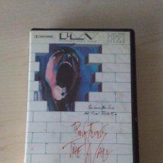 Vídeos y DVD Musicales: VHS PINK FLOYD ( THE WALL ). Lote 103365247