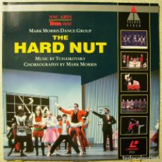 Vídeos y DVD Musicales: THE HARD NUT (LA NUEZ DURA)...BALET TCHAIKOVSKY... BSO...LASER DISC. Lote 103436999