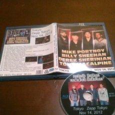 Vídeos y DVD Musicales: PORTNOY & SHEEHAN & SHERINIAN & MCALPINE - BLU RAY - TOKYO 2012 - DREAM THEATER - MR. BIG. Lote 103465855