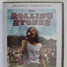 Vídeos y DVD Musicales: DVD - THE ROLLING STONES - THE STONES IN THE PARK - CONCIERTO EN HYDE PARK 1969 - PRECINTADA NUEVA. Lote 103640519