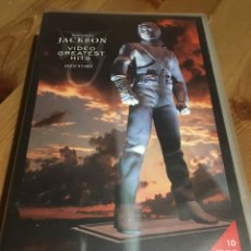 Vídeos y DVD Musicales: MICHAEL JACKSON - VIDEO GREATEST HITS / HISTORY - VHS. Lote 104096779