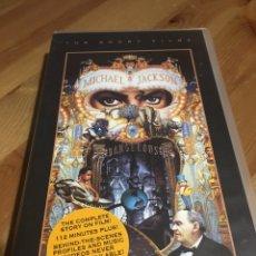 Vídeos y DVD Musicales: MICHAEL JACKSON - DANGEROUS / THE SHORT FILMS - VHS. Lote 104096855