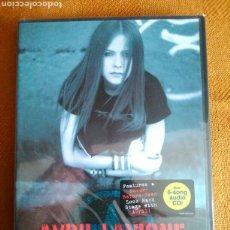 Vídeos y DVD Musicales: AVRIL LAVIGNE -MY WORLD - PRECINTADO -DVD+PLUS AUDIO CD.. Lote 104120134