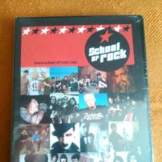 Vídeos y DVD Musicales: SCHOOL OF ROCK. PRECINTADO.. Lote 104121176