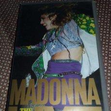 Vídeos y DVD Musicales: MADONNA THE VIRGIN TOUR. Lote 104452851