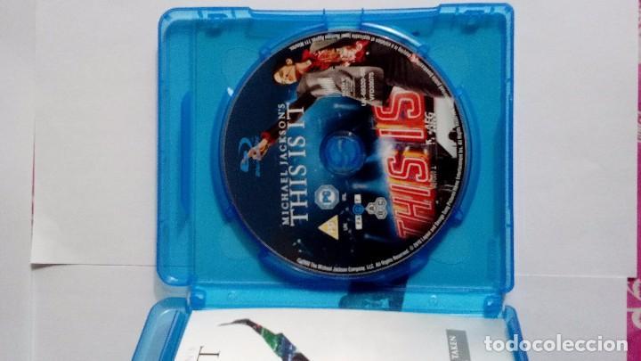 Vídeos y DVD Musicales: Michael Jackson This is it blu-ray uk - Foto 4 - 104599275